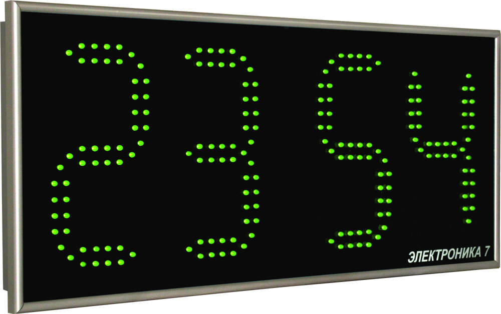 Часы цифровые электронные